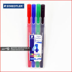 Staedtler Triplus fineliner 0.8mm set of 4
